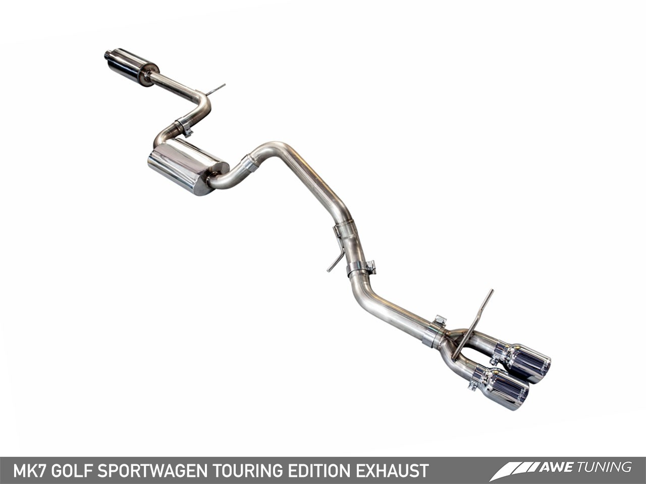Awe Tuning Exhaust System