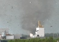Screen Capture of Elie Tornado