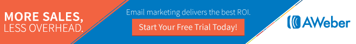 Ferramenta de Email marketing Aweber