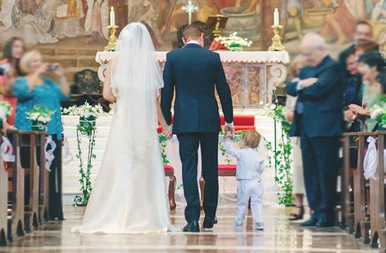 Involve Kids in your Wedding