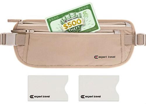 ExpertTravel Premium Money Belt
