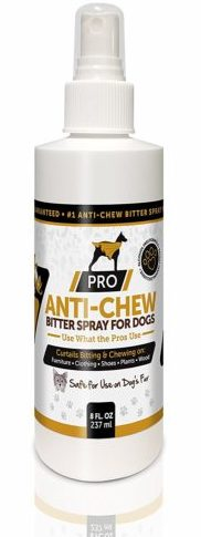 PRO Anti Chew Spray For Dogs & Puppies