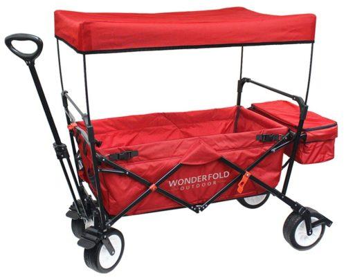 WonderFold Outdoor Utility Folding Wagon