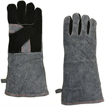NKTM Leather Welding Gloves