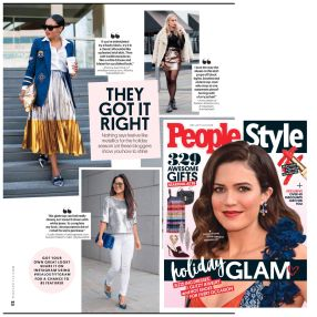 Atlanta fashion blogger featured in People Style Watc Magazine 3