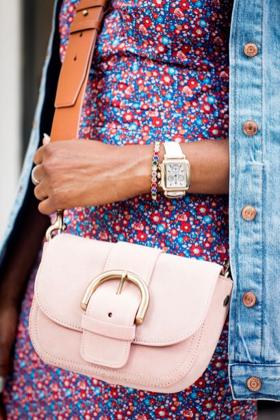 Atlanta blogger shows you how to wear floral print for fall and what to wear with the printF5A8382
