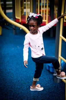 Lifestyle blogger Monica Awe-Etuk of Awed by Monica and her kids wearing Hanna Andersson organic clothing for back to school, play and bedtime._-11