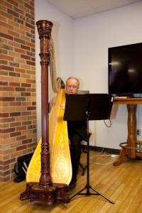 Harpist Rex