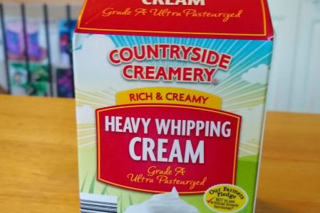 What to do with Leftover Heavy Whipping Cream