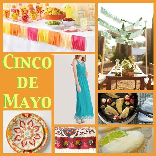 Cinco De Mayo Inspiration Board