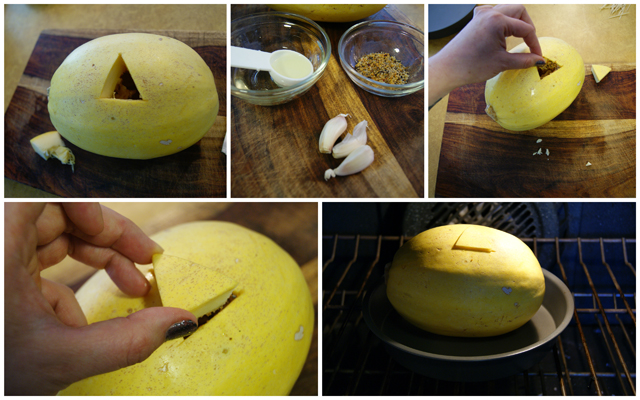 Best Way to Bake Spaghetti Squash