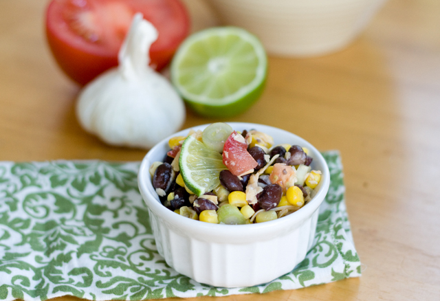Black Bean and Corn Dip