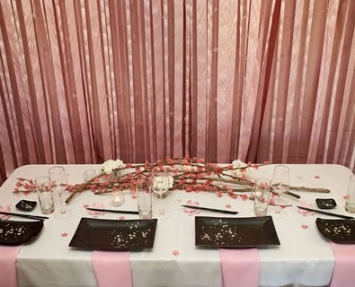 Cherry Blossom Wedding Inspiration - A Well Crafted Party