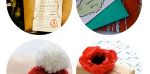 Friday Finds: Holiday Gift Toppers
