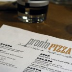Family Friendly Dining in Portland: Pronto Pizza