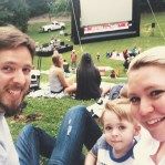 Sunday Snapshots: Movies in the Park