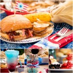 MacSuzie 4th of July Menu // featured on A Well Crafted Party