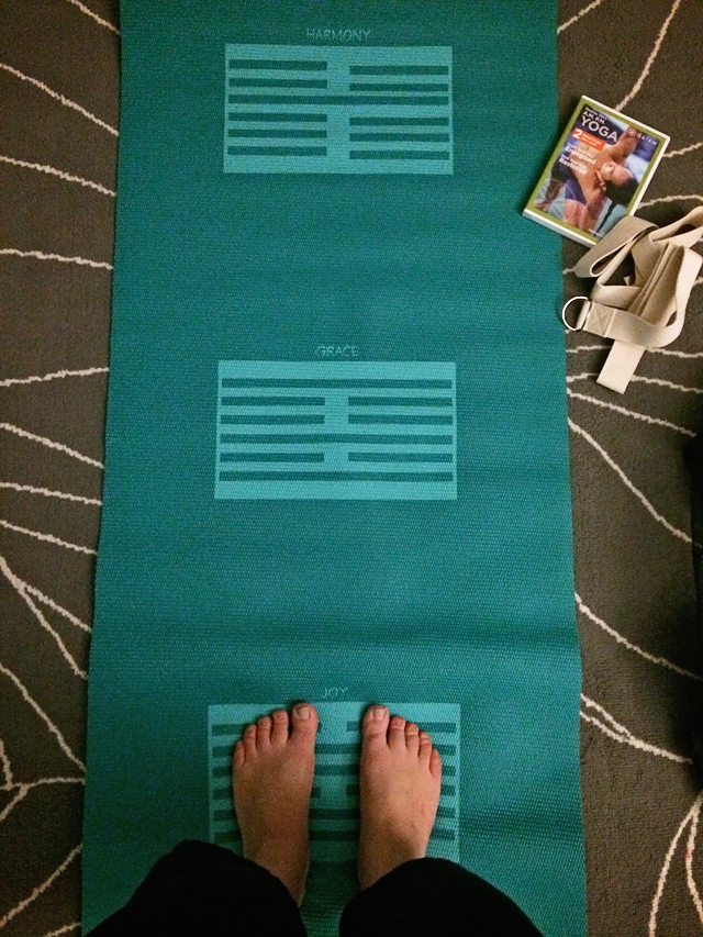 Self Care and Yoga // A Well Crafted Party