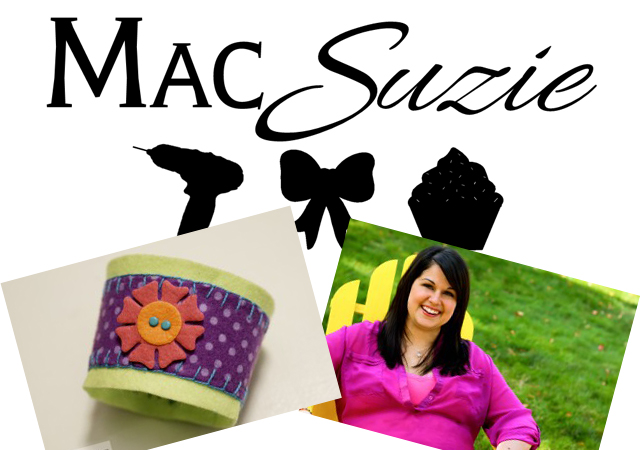Meet DIY Blogger Lindsey from MacSuzie // A Well Crafted Party