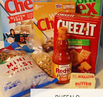 Buffalo Chex Mix Recipe - A Well Crafted Party
