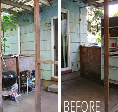Summer Porch Makeover Ideas - A Well Crafted Party