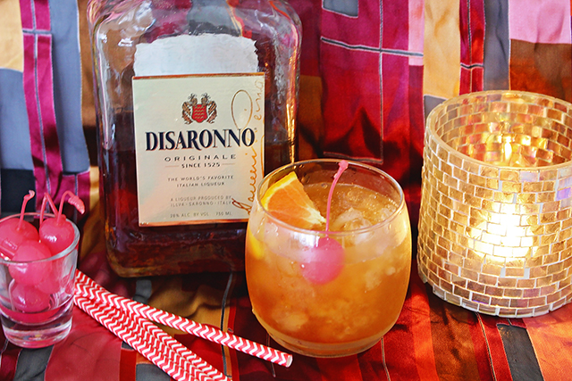 Learn how to make an Amaretto Sour from A Well Crafted Party