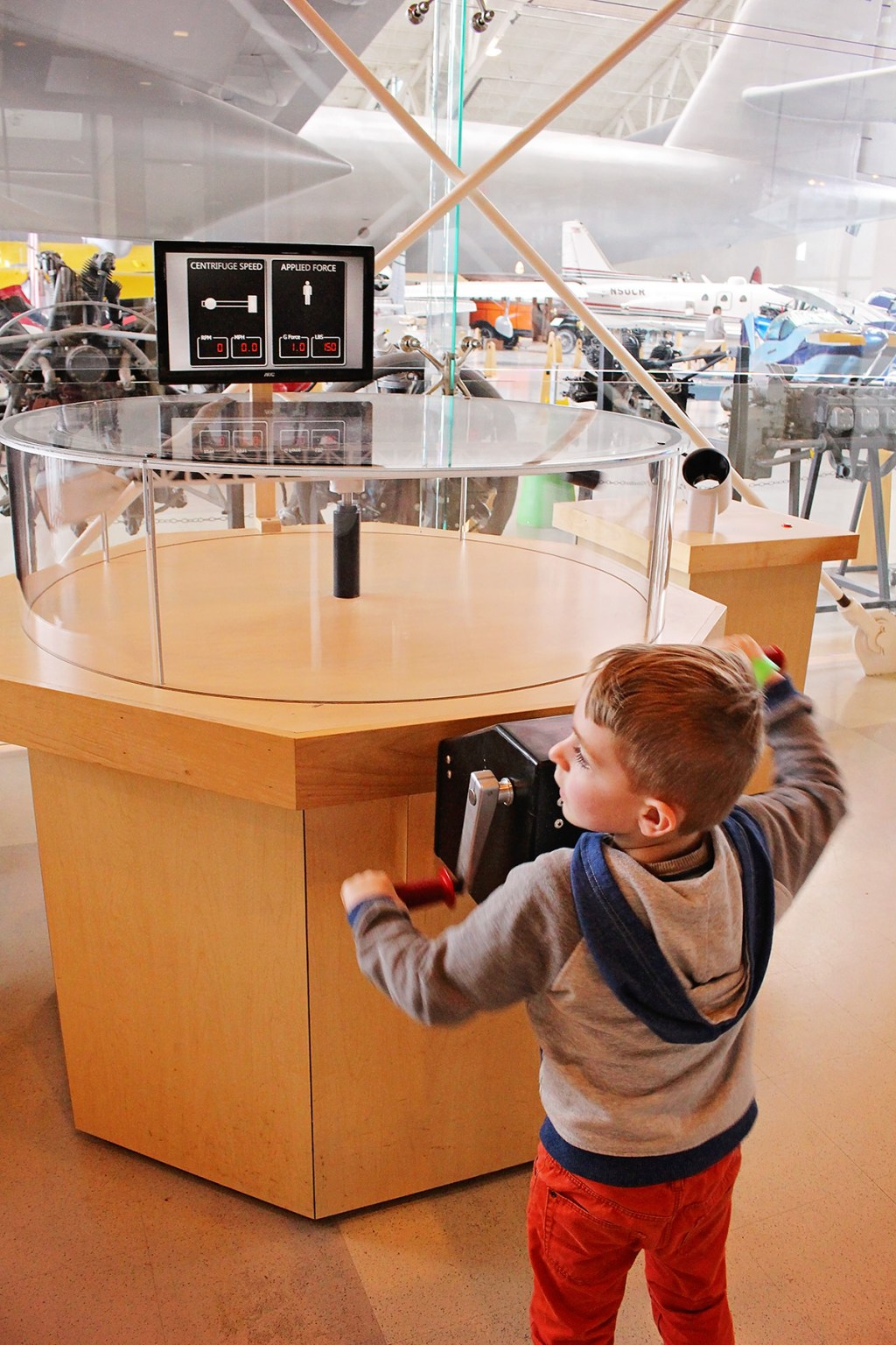 A Review of Evergreen Aviation & Space Museum from A Well Crafted Party