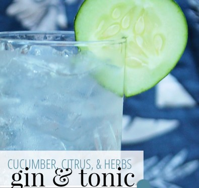 Gin and Tonic - Perfect Summer Sipper