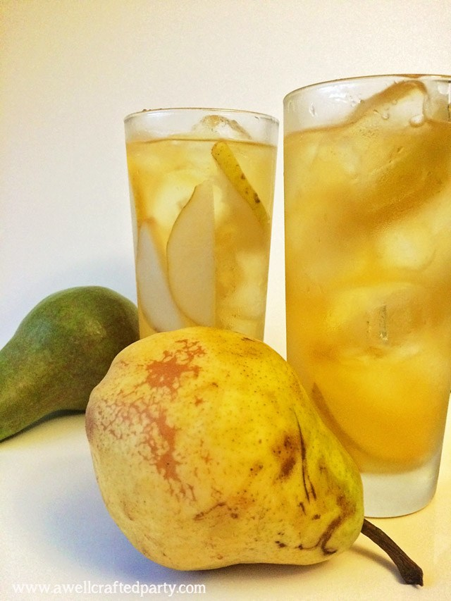 Pear Apple Sangria