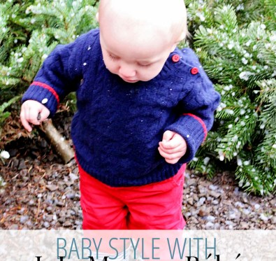 Baby Style sponsored by JoJo Mama n Bébé - A Well Crafted Party
