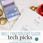 Tech Gift Guide - A Well Crafted Gift Guide - (Sponsored)