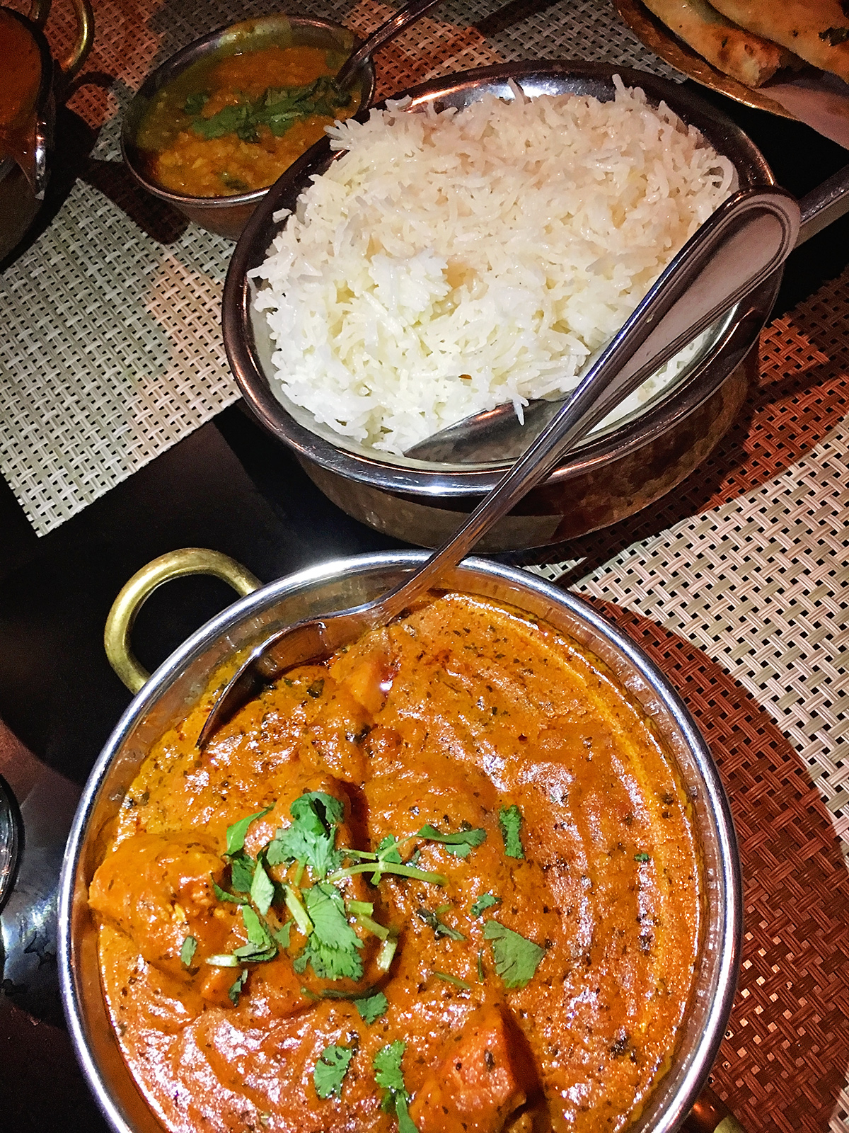 East India Co. Tikka Masala