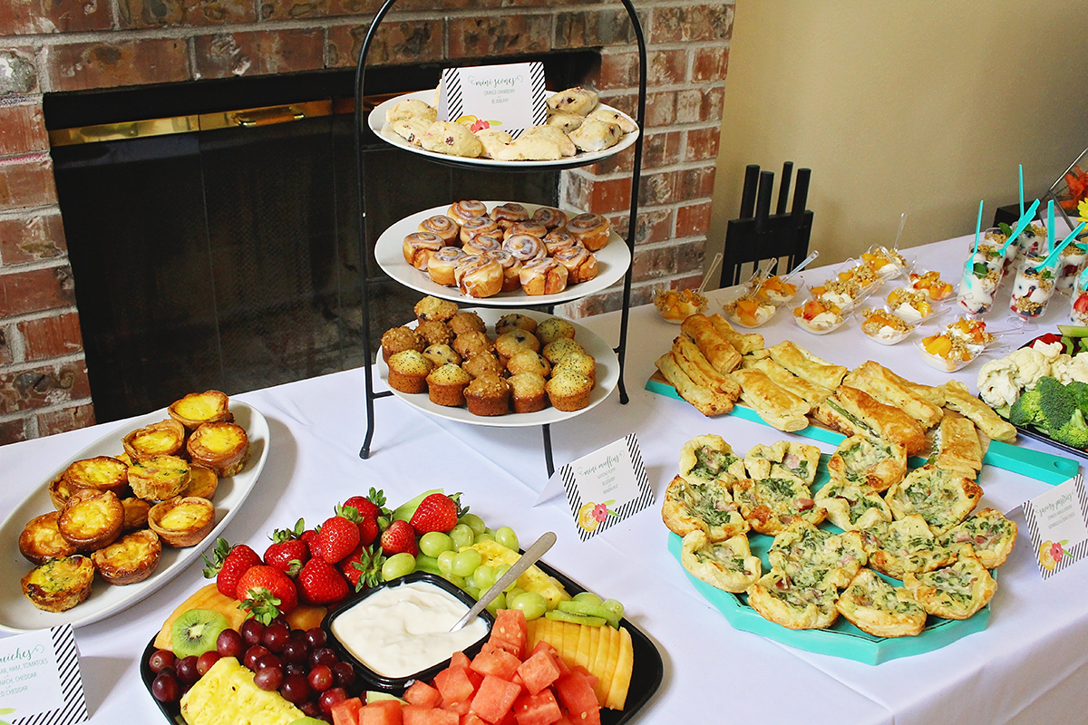Graduation Brunch | A Well Crafted Party