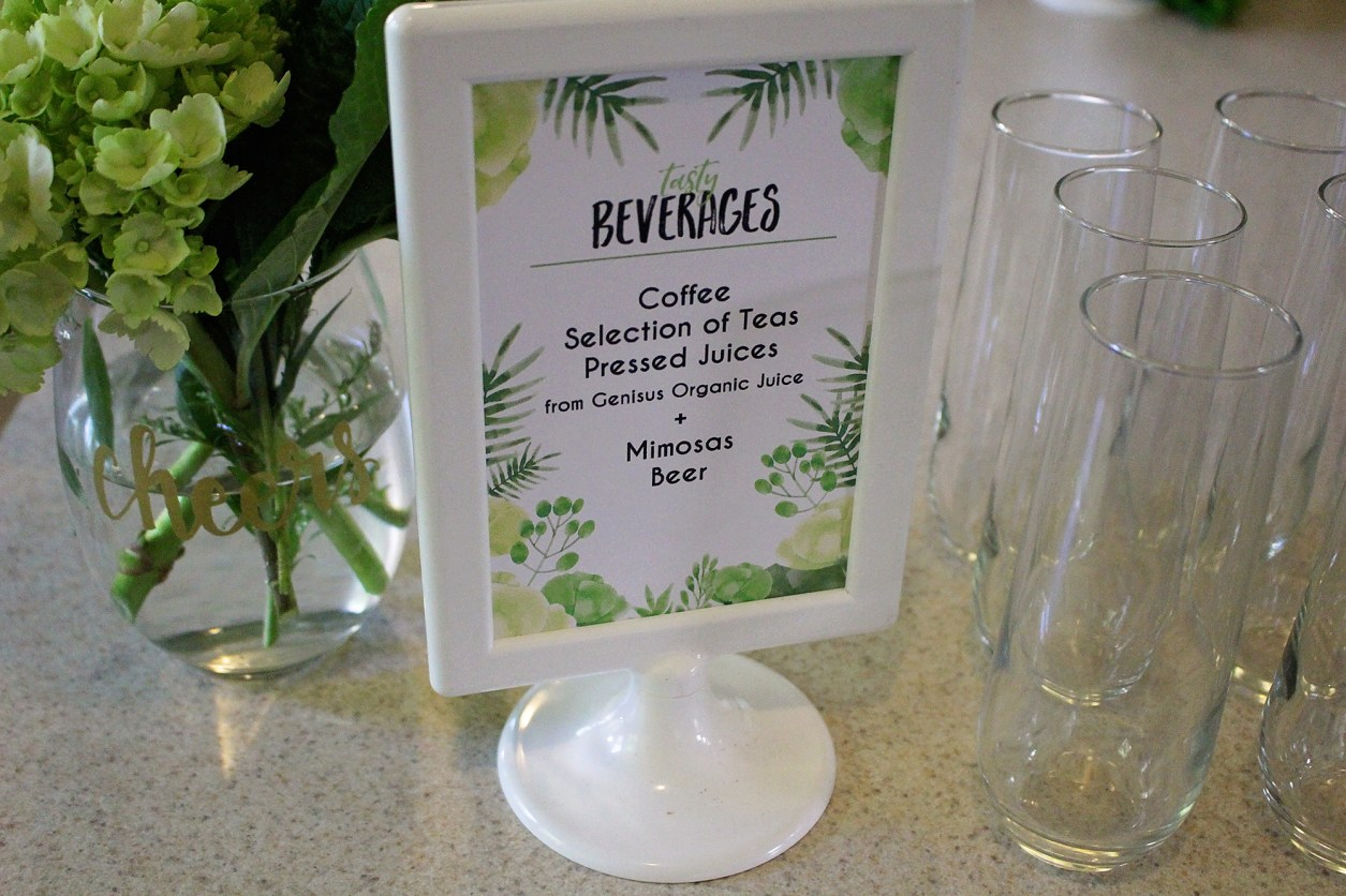 Vegan Brunch Beverage Ideas   A Well Crafted Party