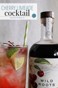 Spiked Cherry Limeade | A Well Crafted Party