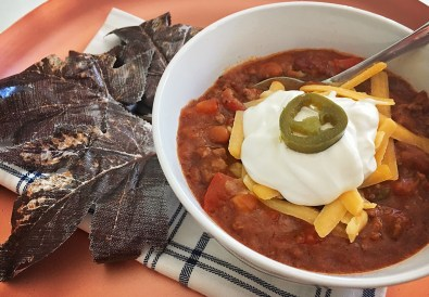 Slow Cooker Bean and Beef Chili - A Well Crafted Party