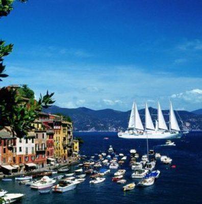 Cruising Mediterranean