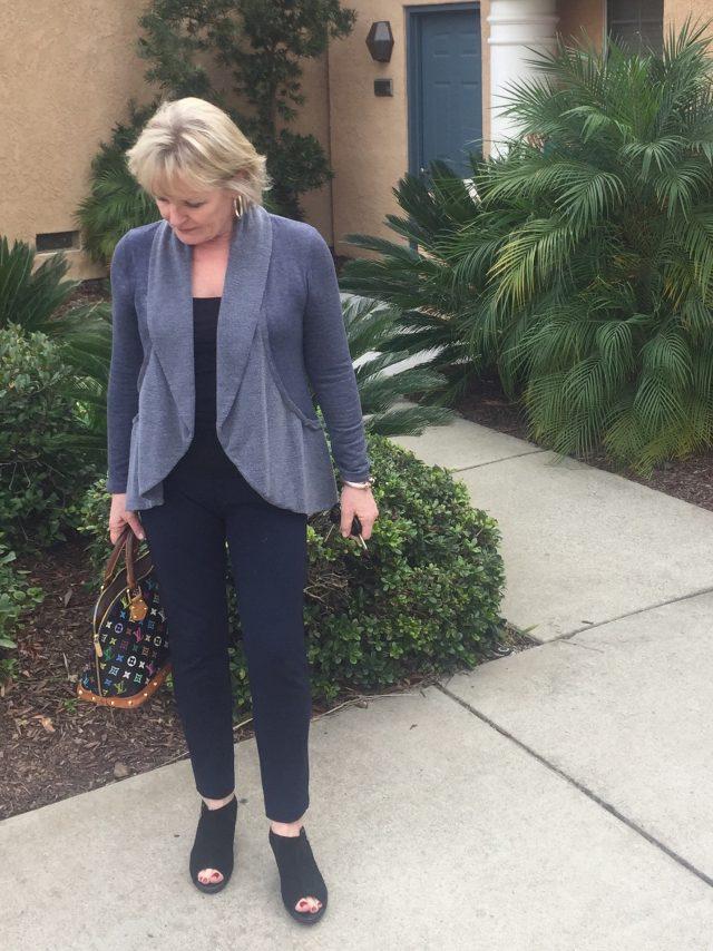 Style blog for women over 50