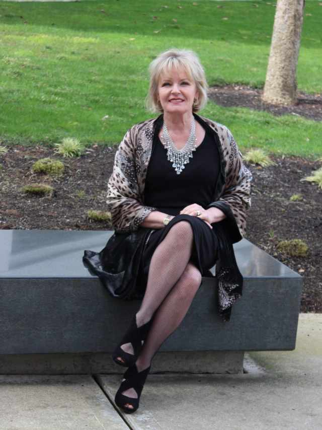 classic dressing for women over 50
