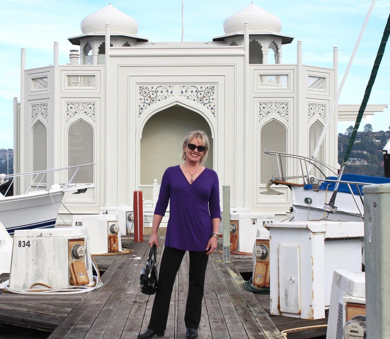 The Taj Mahal Houseboat