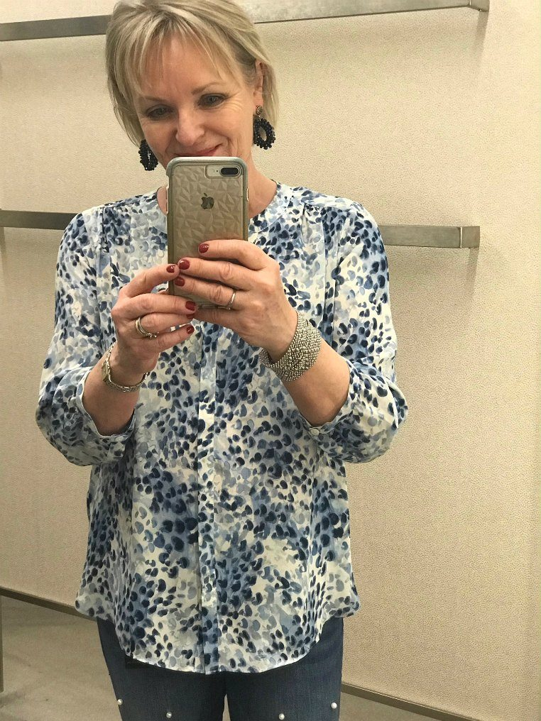 Dressing Room Diaries: Spring Fashion at Nordstrom