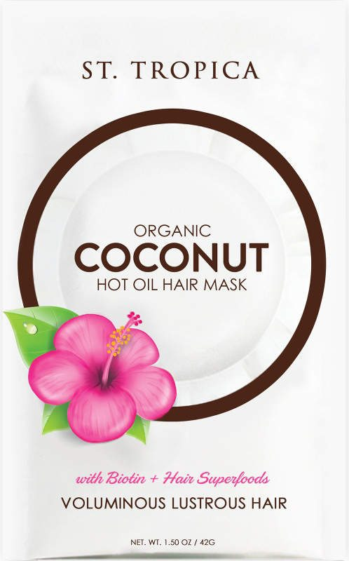 Organic Hair mask on A Well Styled Life