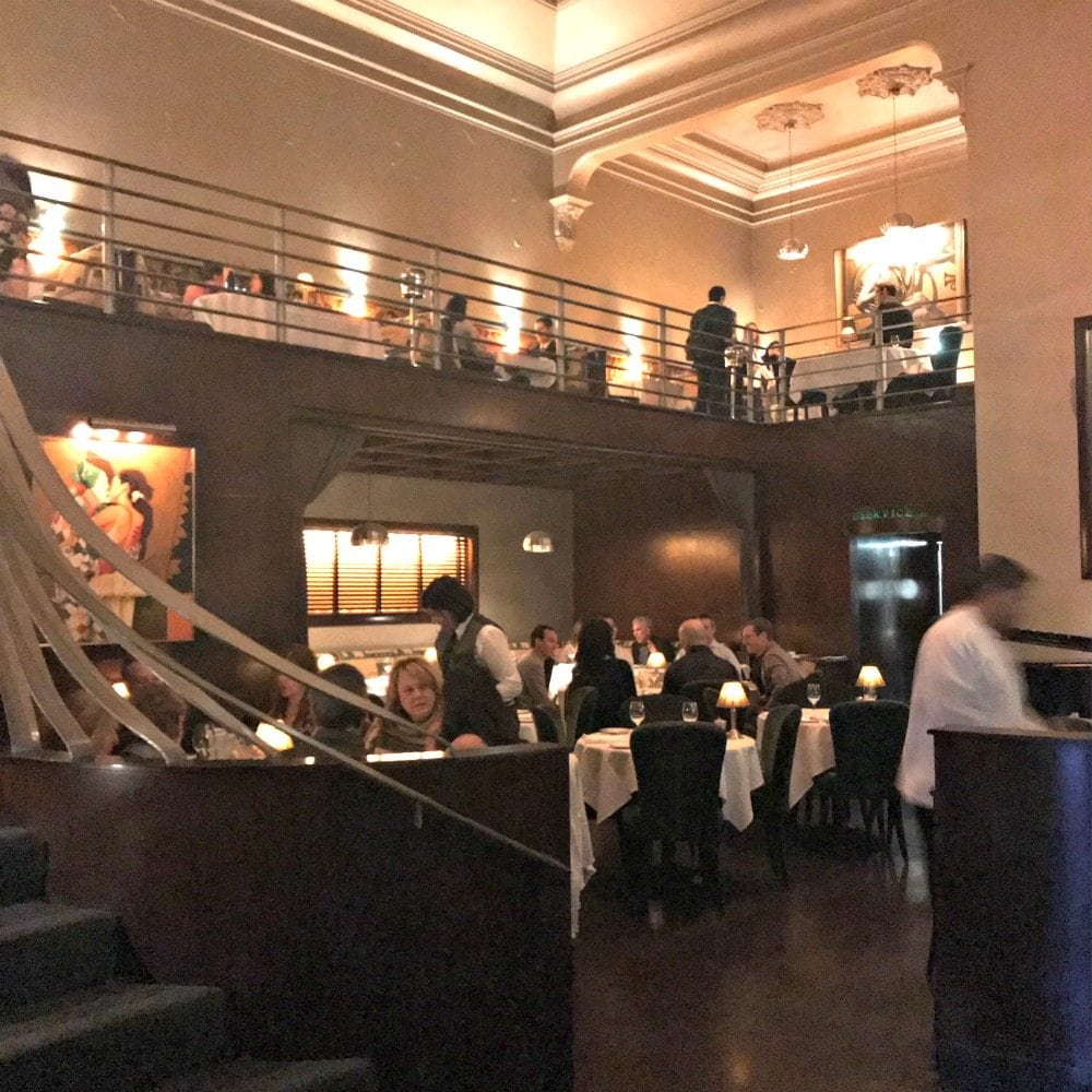 Bix Supper Club on A Well Styled Life
