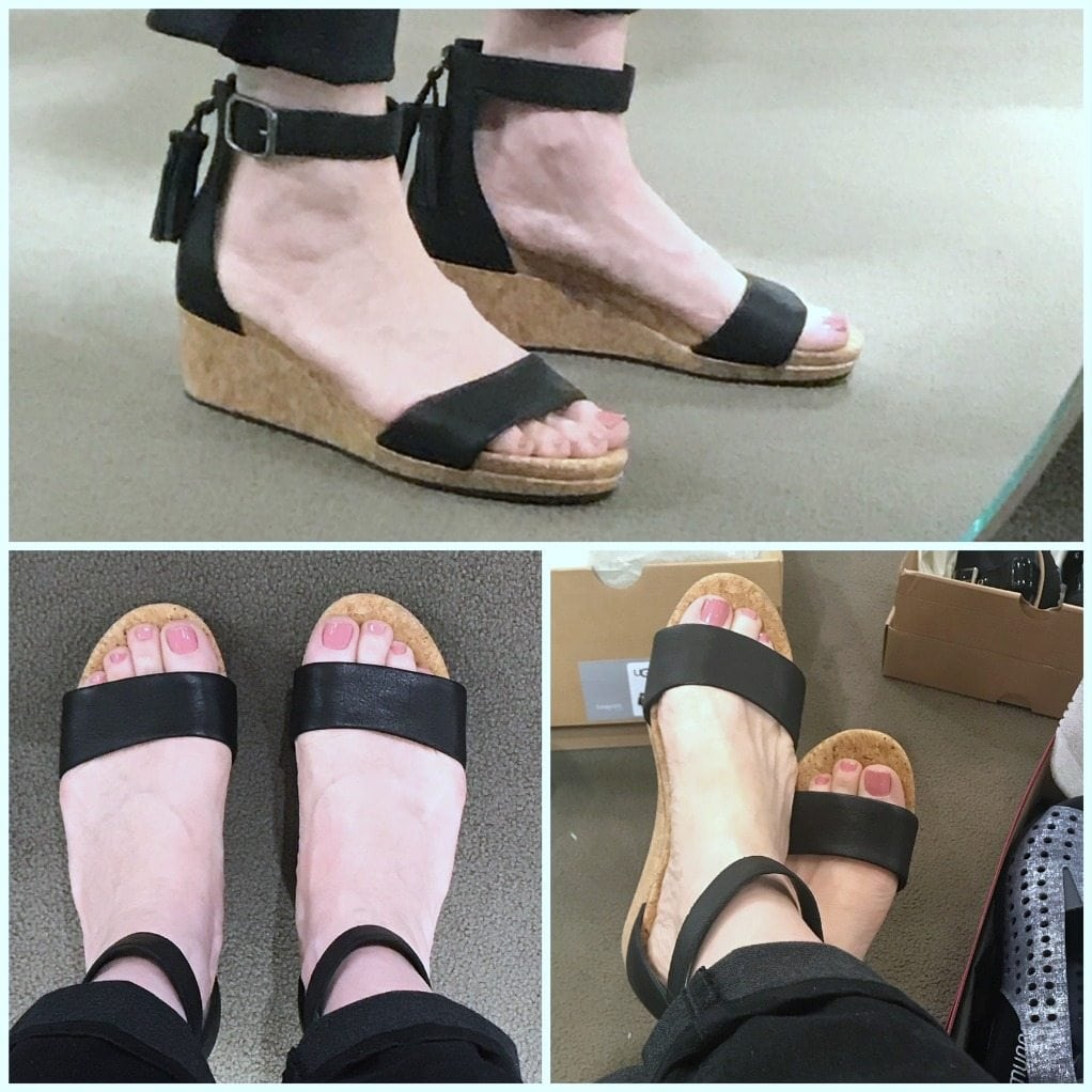 UGG® Traci Espadrille Wedge Sandals ThbEXqqOrd
