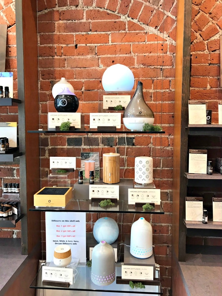 aromatherapy diffusers on A Well Styled Life