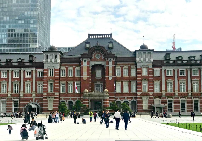 Historic Tokyo Station Hotel
