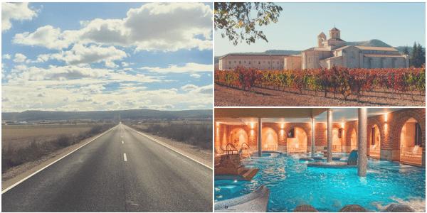 Monasteries and Spas, A Spanish Road Trip. www.awelltravelledbeauty.com