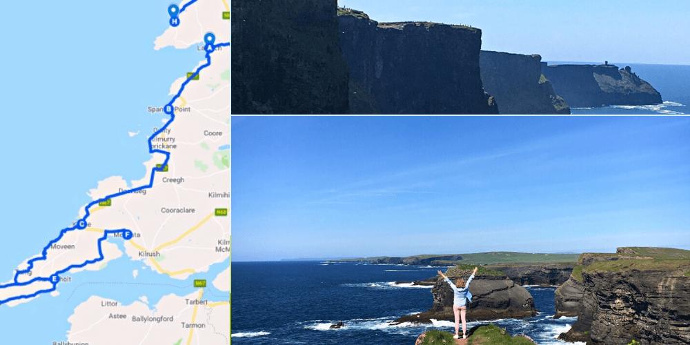 Irelands most scenic road trip