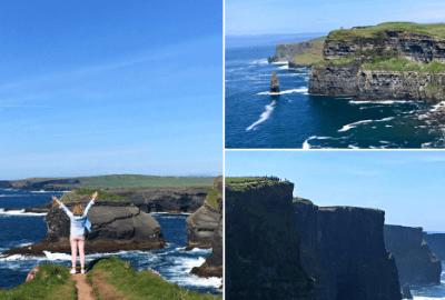 Scenic drive around Clare