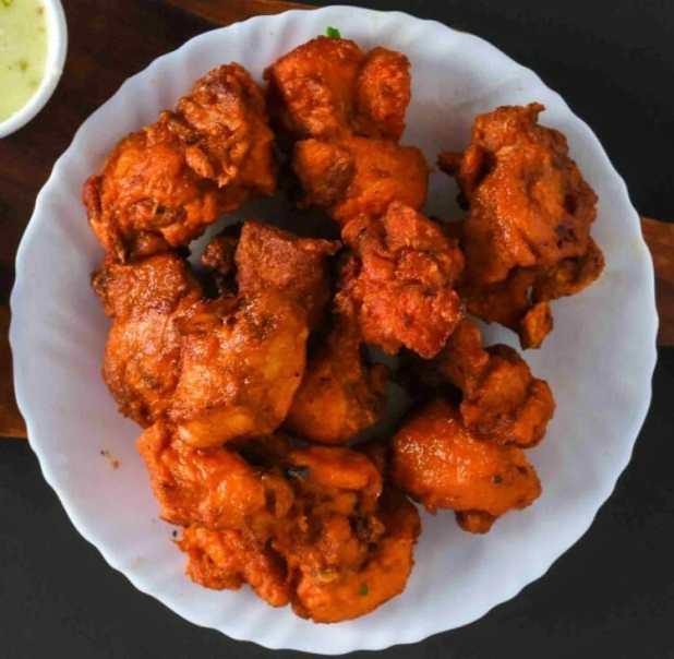 Amritsari Chicken Fry